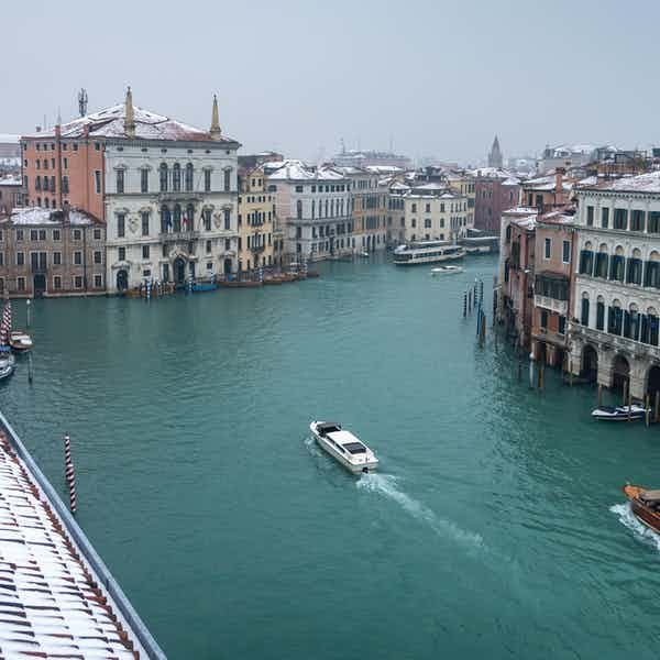 Venice in January events