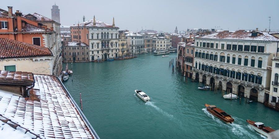 Venice in January - aquaventure