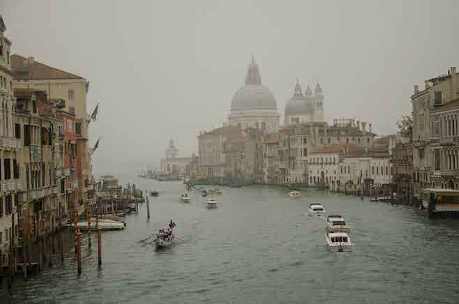 Venice in January- what to eat
