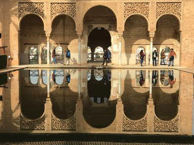 Your A – Z Guide On Visiting The Alhambra Palace Granada