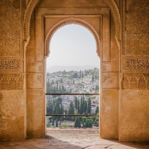 Alhambra Granada Palace