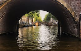 one week in amsterdam canal cruise