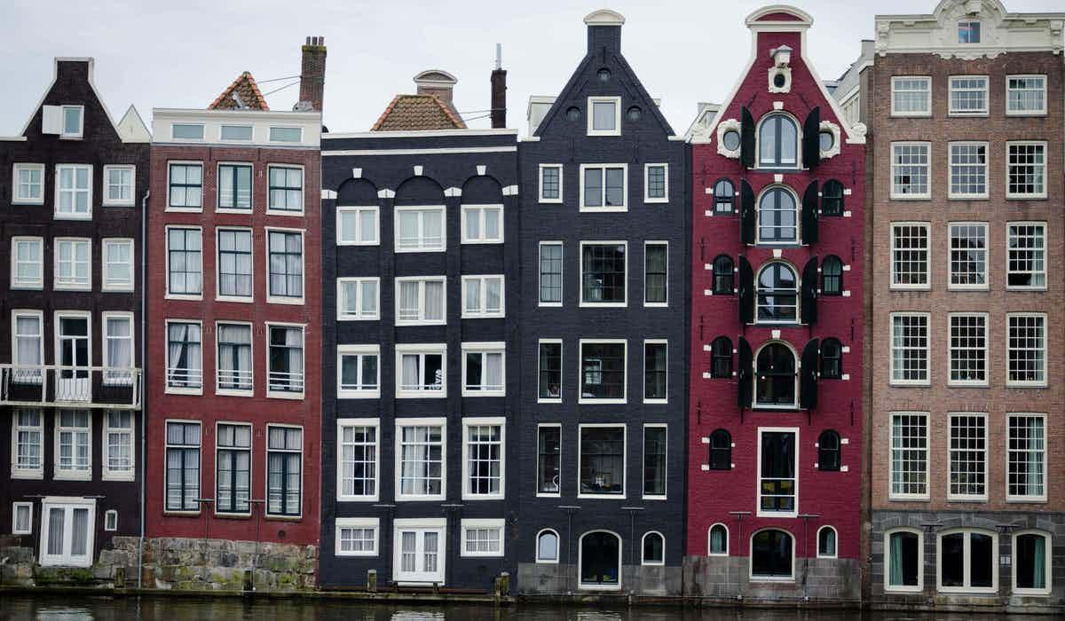 Amsterdam in June