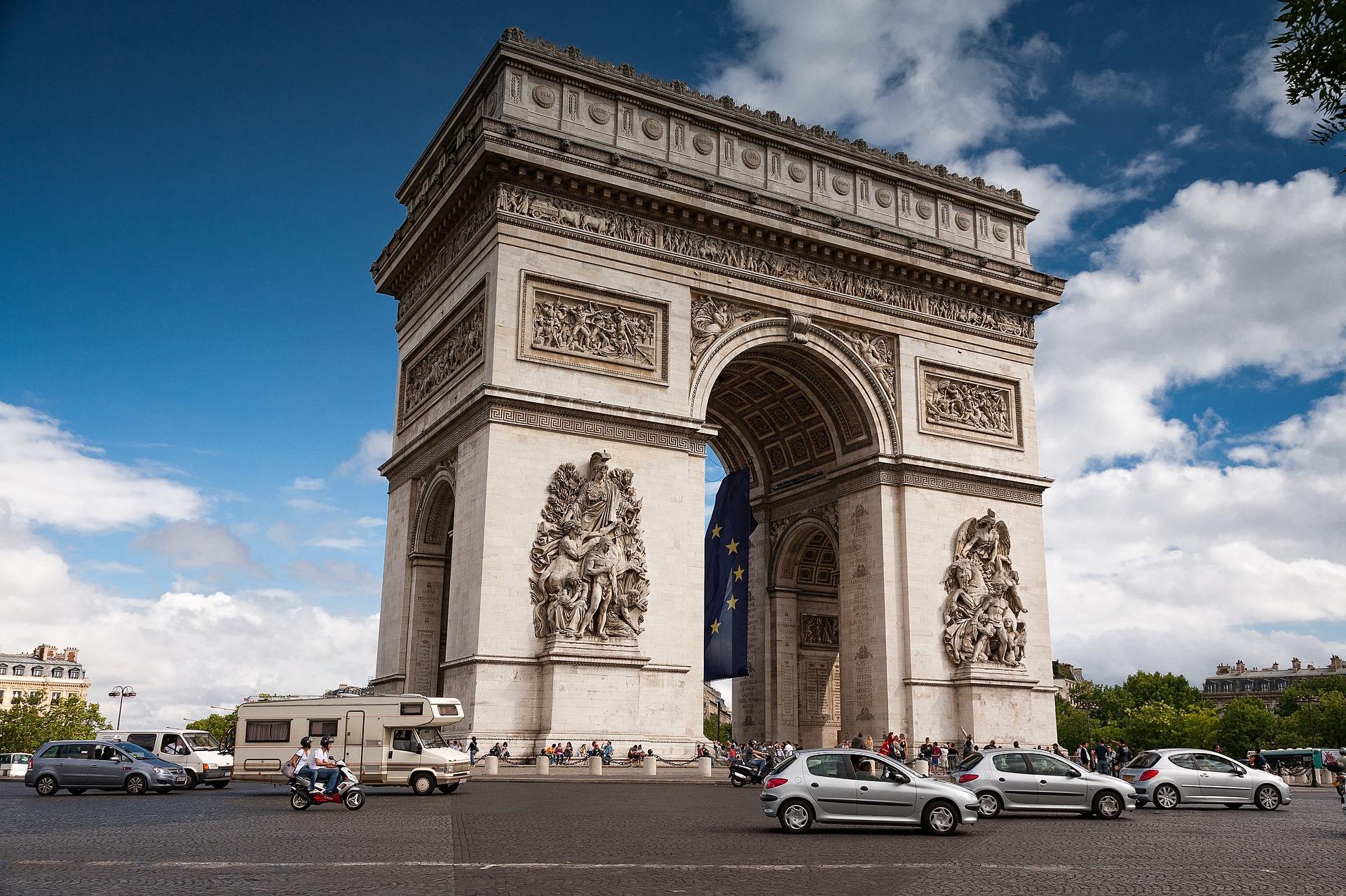 3 Days Paris Itinerary