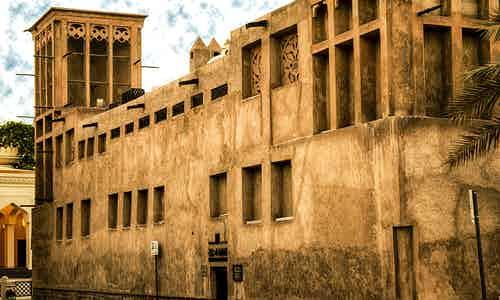 1 Day Dubai Itinerary - Bastakiya Quarter - 2
