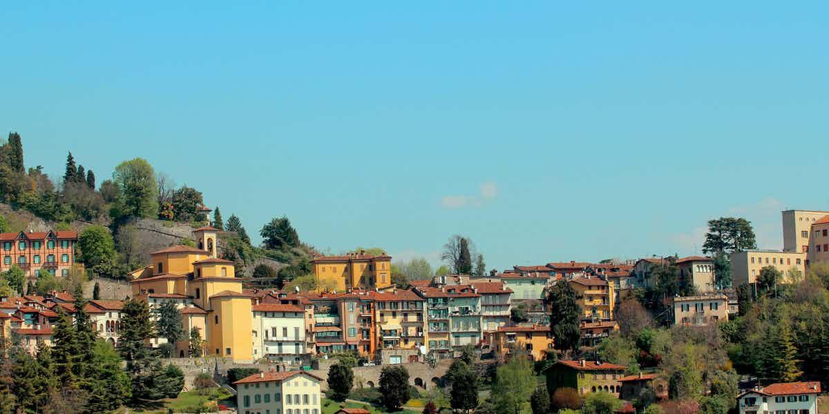 Milan to Bergamo