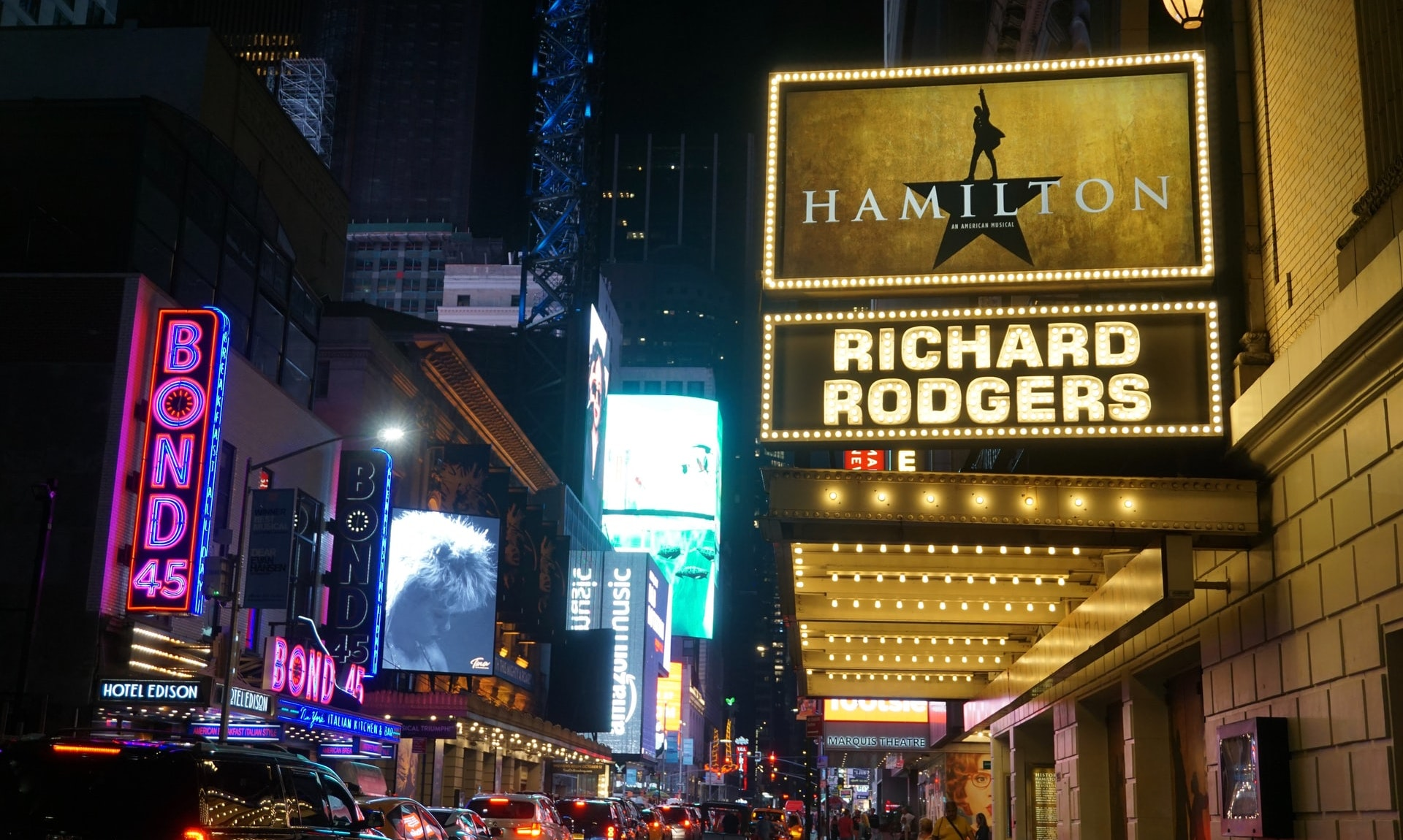 Broadway SRO Tickets