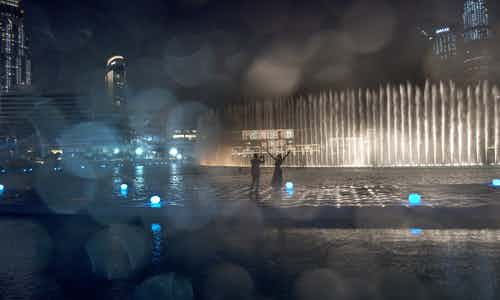 5 Day Dubai Itinerary - Dubai Fountain - 1