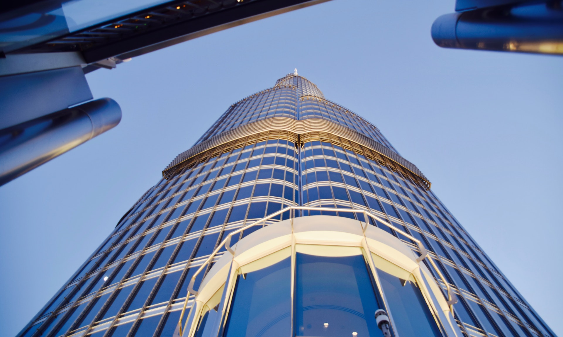 burj khalifa entrances