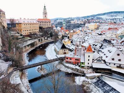 Prague to Český Krumlov
