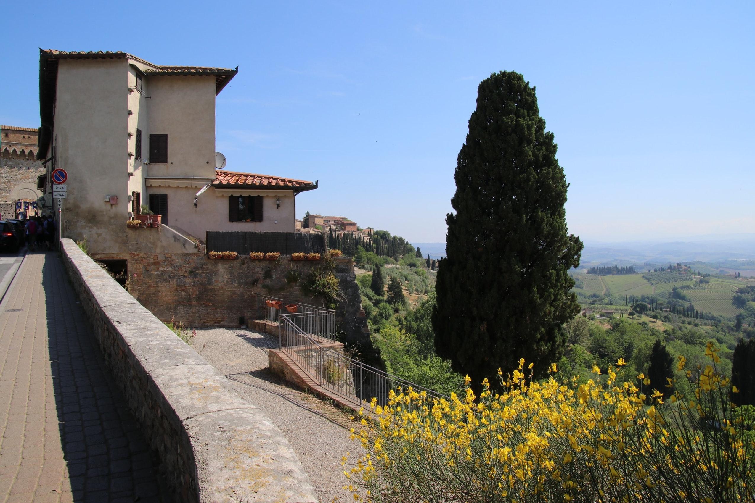 Rome to Siena