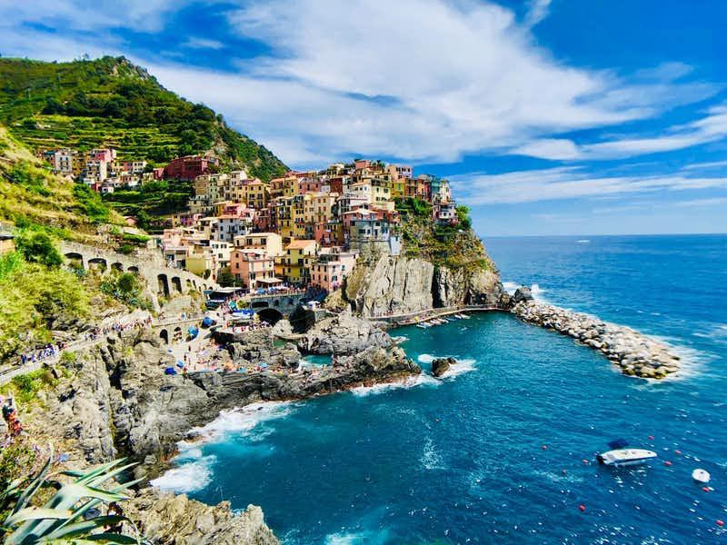 Florence to Cinque Terre - Riomaggiore