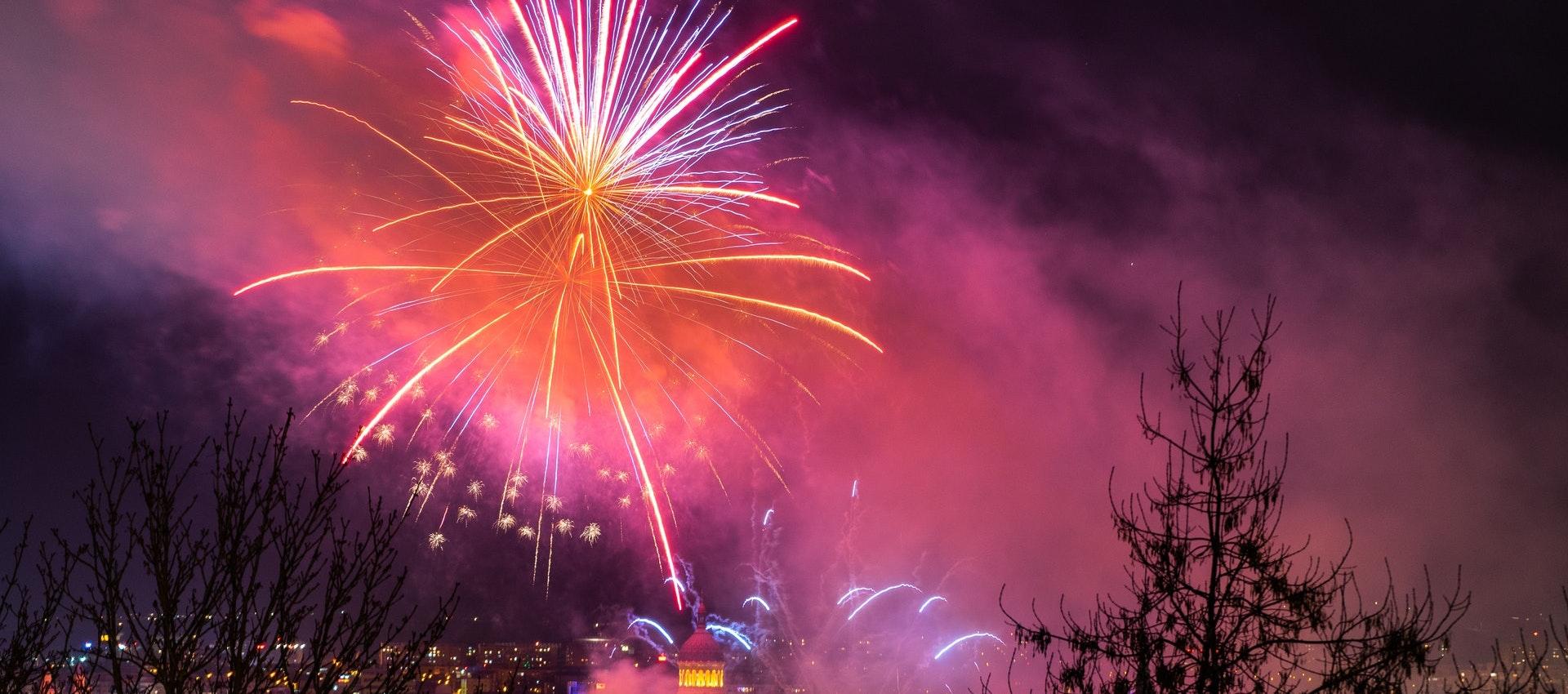 burj khalifa fireworks