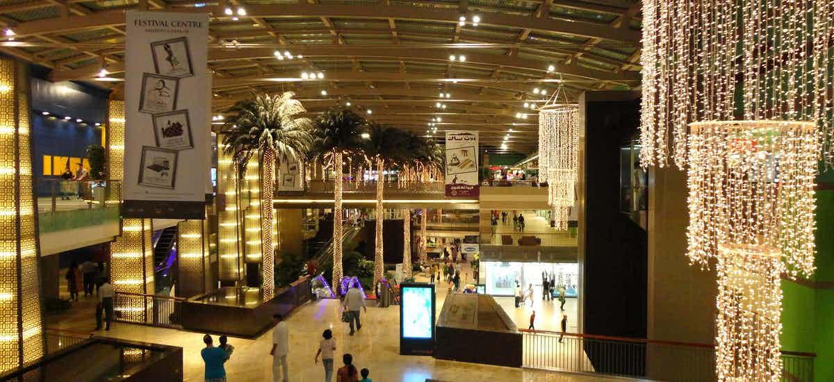 Dubai Shopping Festival -Raffle draw