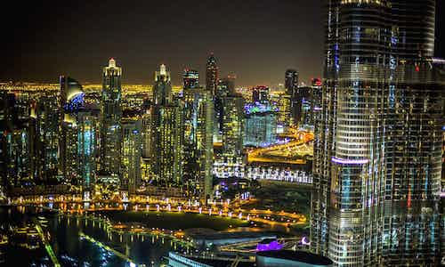 3 Day Dubai Itinerary - Dubai Marina Dinner Cruise - 1