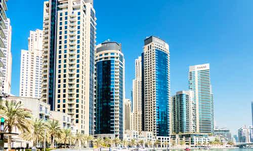 3 Day Dubai Itinerary - Dubai Marina Dinner Cruise - 2