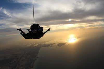 Dubai adventure sports guide