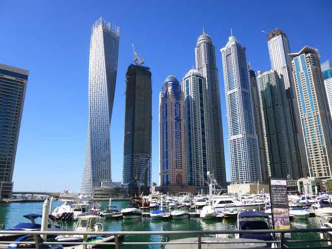 Dubai in 5 days-Dubai Dhow Cruise