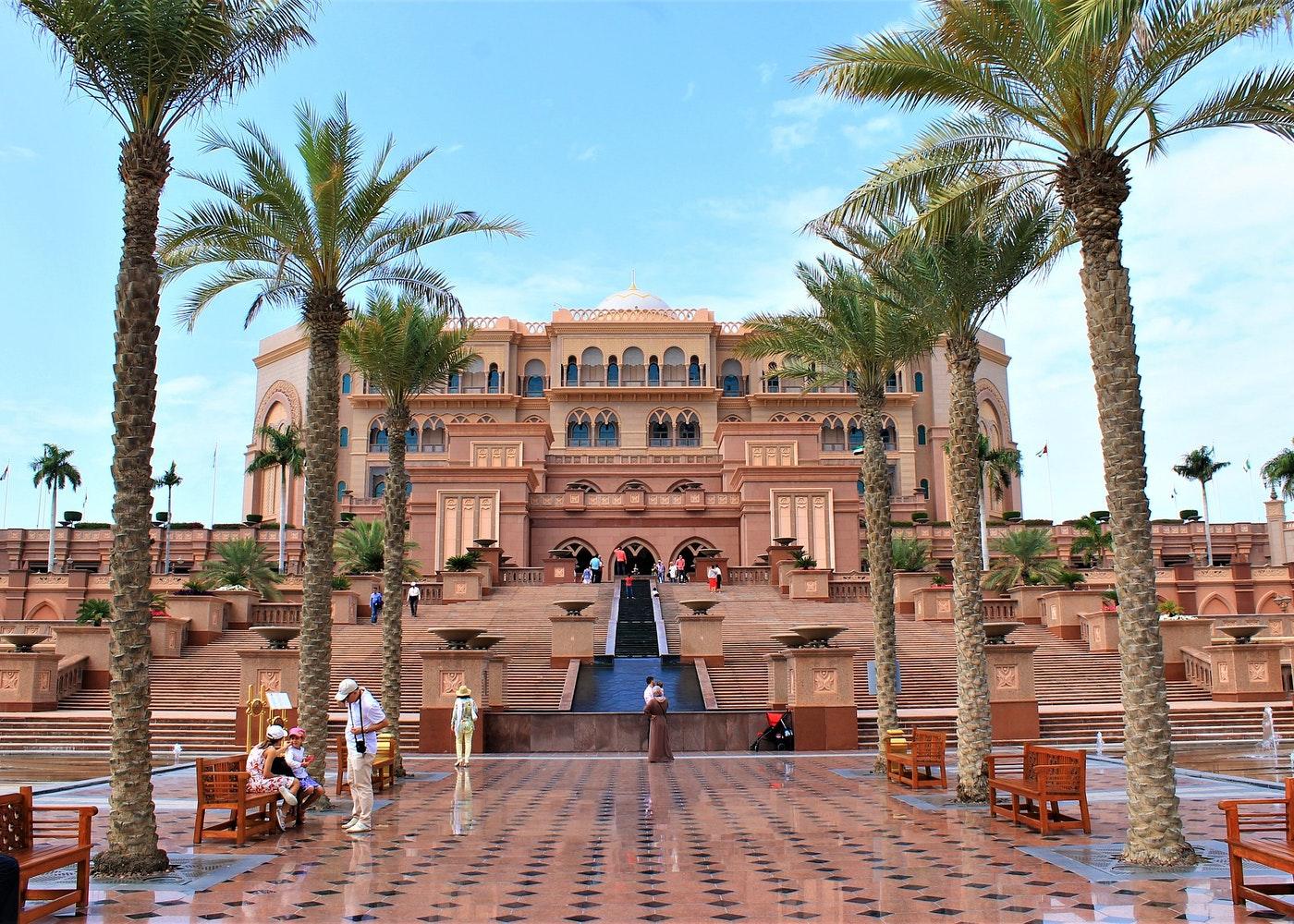 emirates palace map