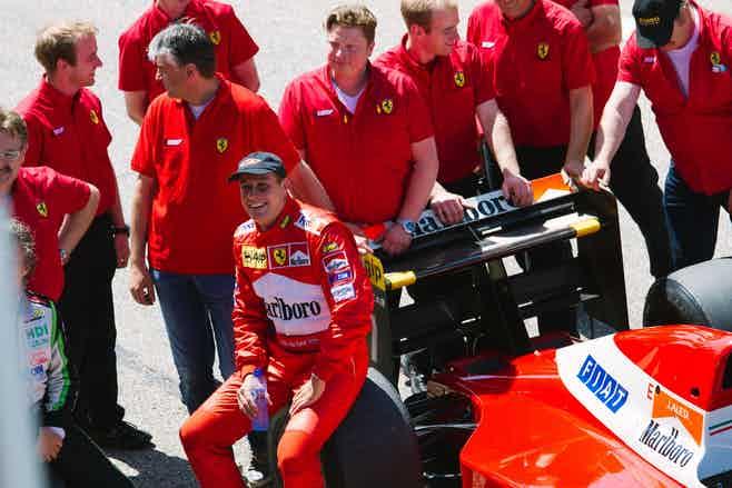 Dubai in 5 days - Ferrari World