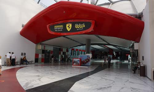 Ferrari World Deals and Offers - 2