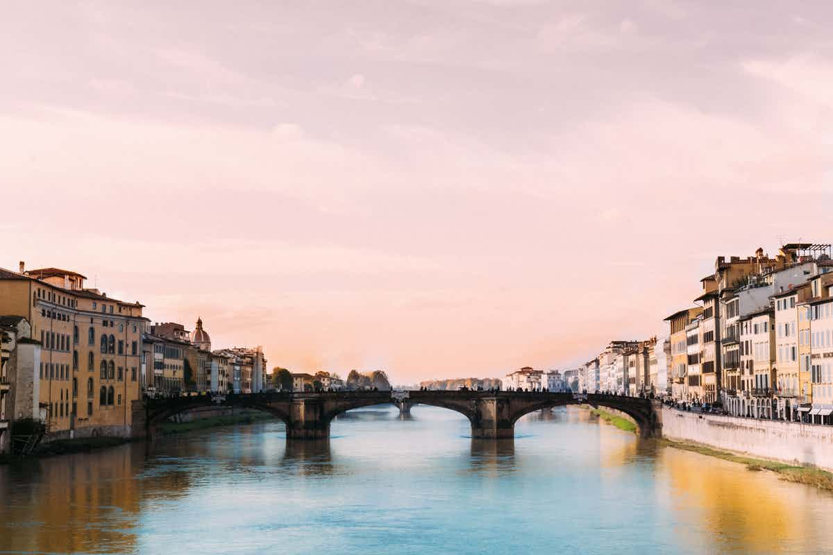 florence in june