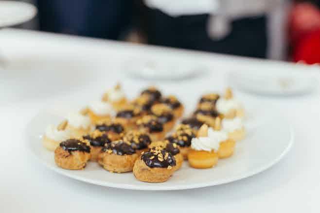 paris in june - food