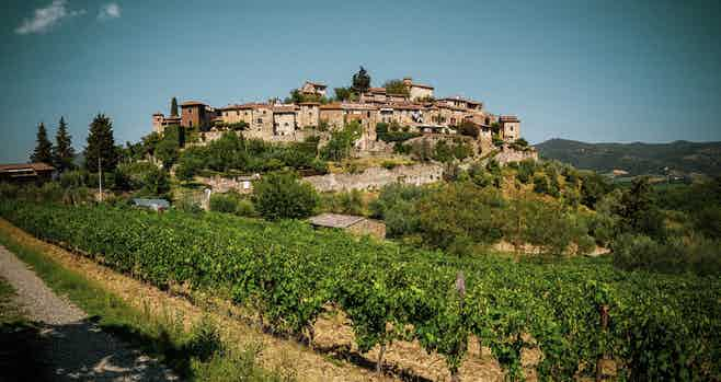 Chianti Region - Biondi Santi