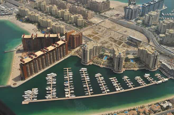 Dubai in 5 days-The View