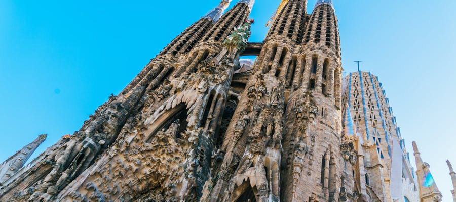 sagrada familia tower tickets passion facade