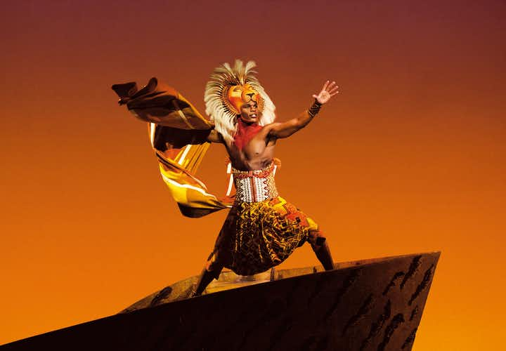 Best Broadway Shows - The Lion King