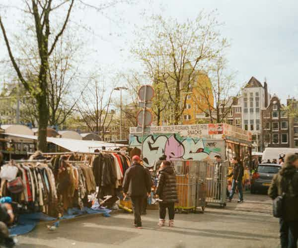 Amsterdam in May events