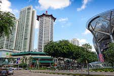 Singapore itinerary - shopping on orchard road - 1
