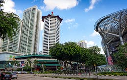Orchard Road Singapore Shopping- 5 day Singapore itinerary