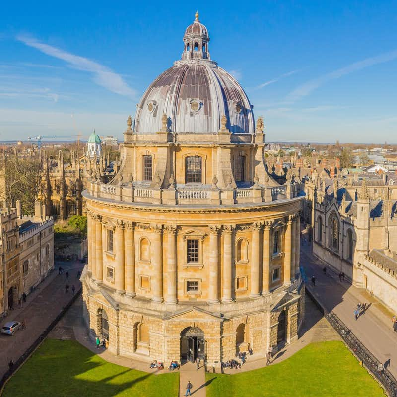 London to Oxford