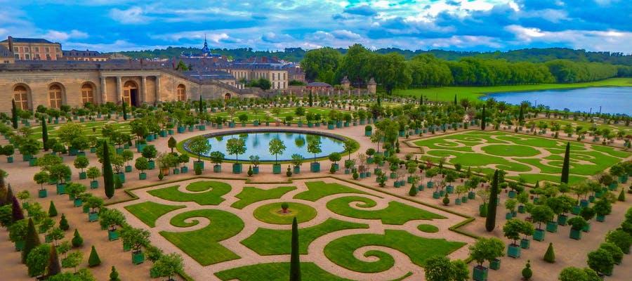 paris in october - palace of versailles
