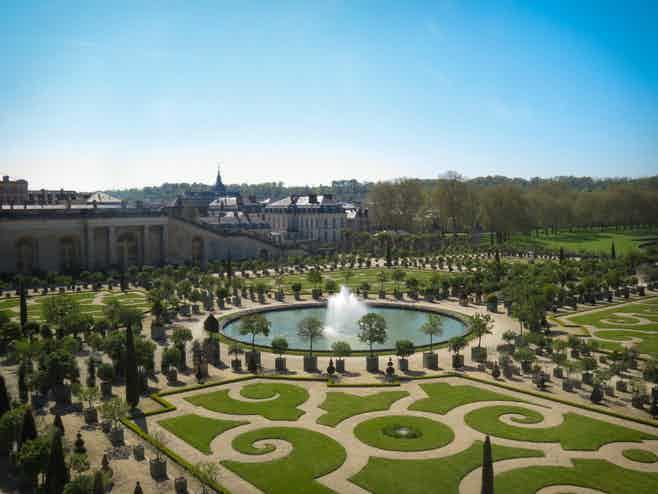 Paris in 5 days-Versailles Palace