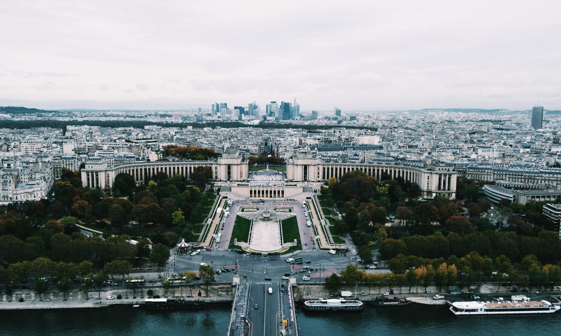 Best Views of Eiffel Tower