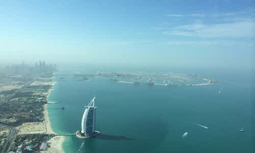 3 Day Dubai Itinerary - Palm Jumeirah - 2