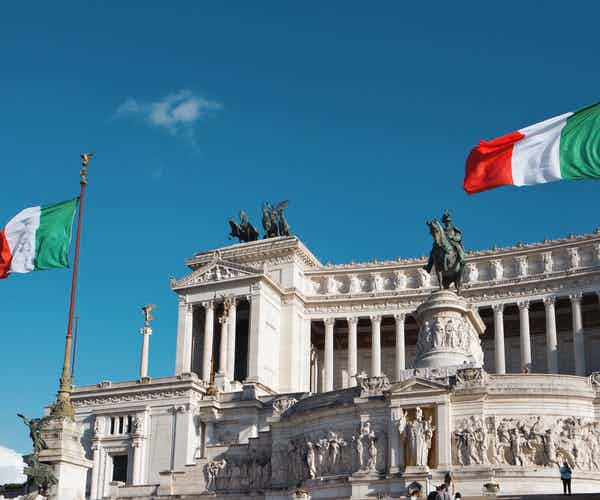 Rome in May events