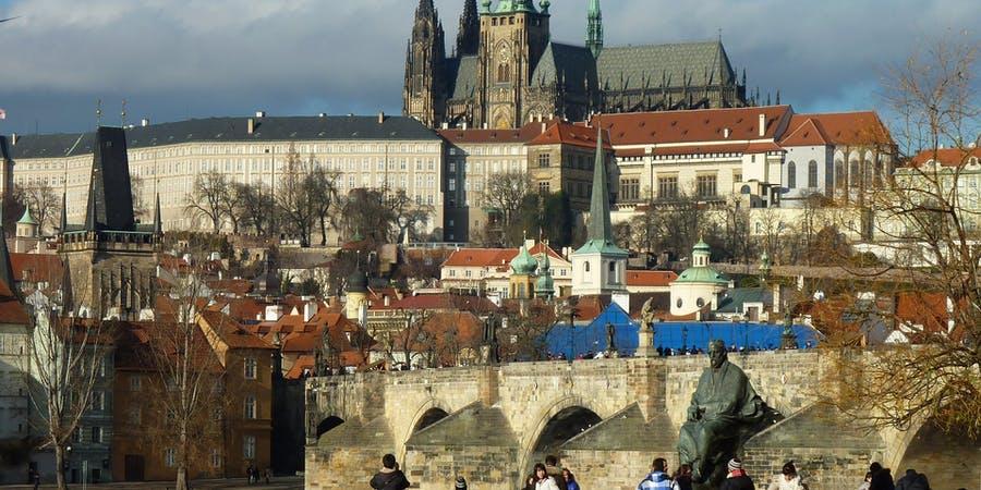 Prague in July