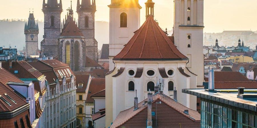 Prague in May
