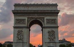 1 day in Paris- Arc de triomphe