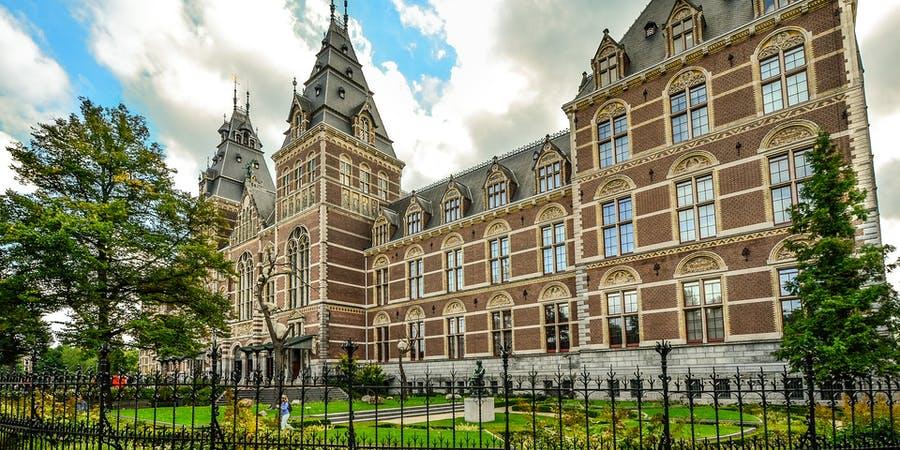 Amsterdam in November