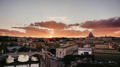 Rome in May-Travel Guide
