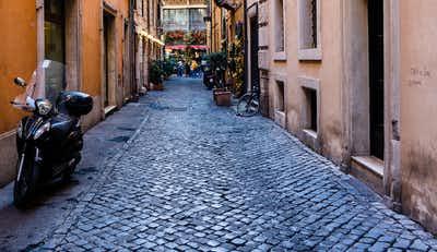 Exploring Trastevere Rome