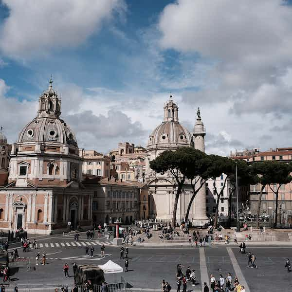 Rome in January events