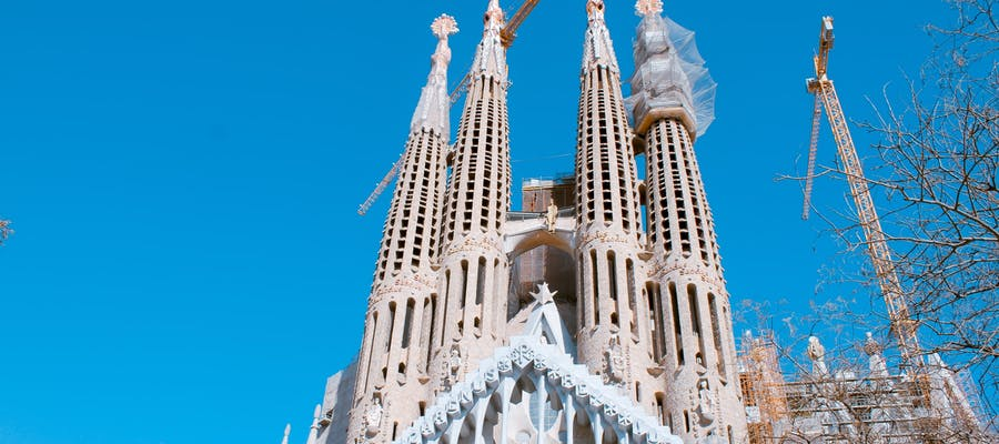 sagrada familia tower tickets