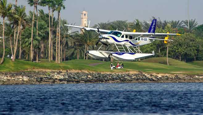 Seawings Abu Dhabi