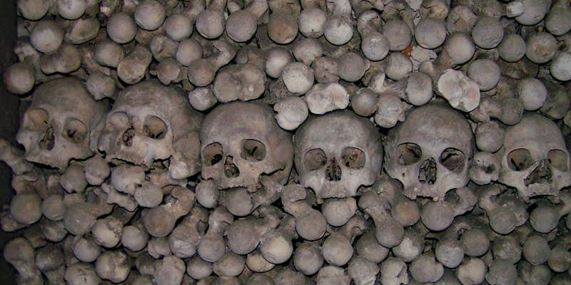 prague to kutna hora - kutna hora bone church